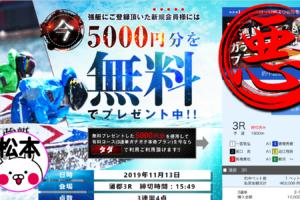 悪徳競艇予想サイト 強艇-KYOTEI-のトップ
