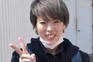 村上奈穂選手