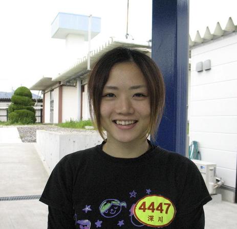 【深川麻奈美】A1級に初昇格!好調な深川麻奈美選手について調べてみた!
