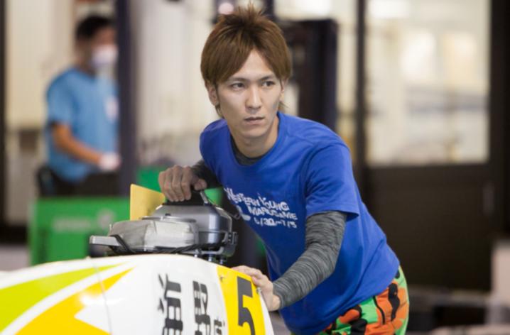 【海野康志郎】イケメンA1級ボートレーサーの海野康志郎選手の成績や優勝歴などを調べてみた!